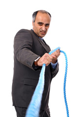 business battle rope