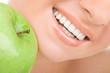 obraz - healthy teeth and ...