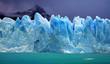 Leinwanddruck Bild - Perito Moreno Glacier, Argentina