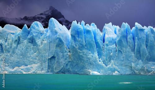 Fotobehang Gletsjers Perito Moreno Glacier, Argentina