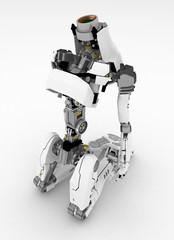 Slim Robot, Off