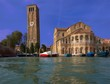 Santi Maria e Donato church in Venice