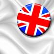 roleta: Bandiera Spilla Inghilterra-England Badge-Drapeau Angleterre
