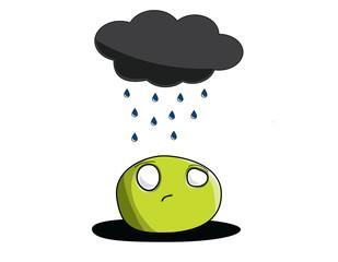 Sad Blob