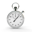 Leinwandbild Motiv Stop-watch