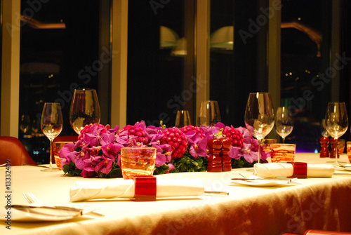 Table Setting And Decoration - 13332489