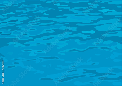 Vector texture of shiny water - 13334816