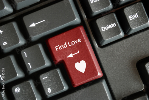 """Find Love"" key on keyboard"