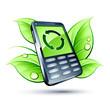 Téléphonie verte / Recyclage de matériel électronique