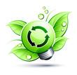 énergie verte / Recyclage des ampoules