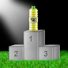 Superioridad del aceite de oliva