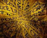 Police investigation poster