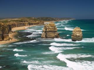 Twelve apostles at great ocean road