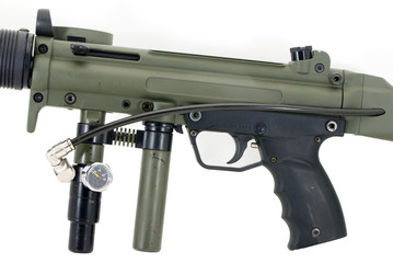 Paintball Marker (Gun)