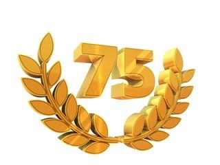 jubiläum 75