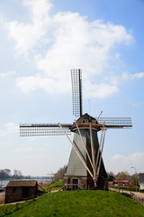 Windmill in Holland