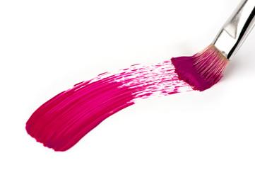 violette Farbe