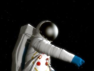 Astronaut 7