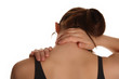neck and shoulder - pain