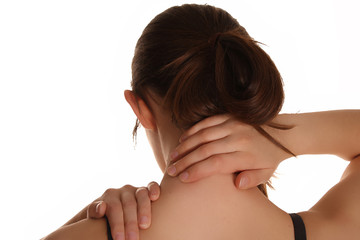 neck and shoulder - pain I