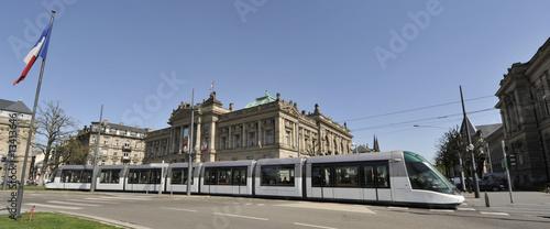 tramway de strasbourg - 13413646