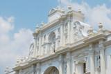 Beautiful Catholic Church in Antigua Guatemala