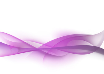 abstract background purple curves