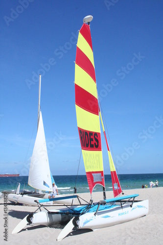 Sailboats - Ft Lauderdale