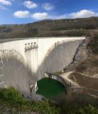 Fototapety barrage hydroélectrique