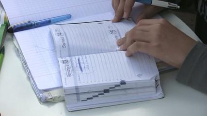 agenda de lycéen 2