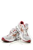 Fototapety Pair of running shoes