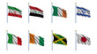 World Flag Set 11