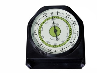 Altimetro - barometro