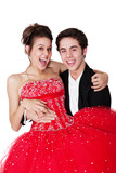 Prom Couple poster