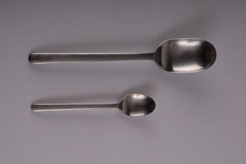 łyżki, spoons