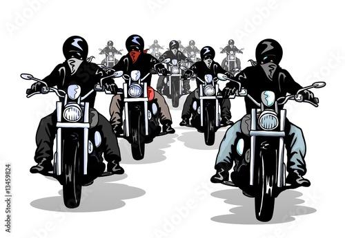 bikers - 13459824