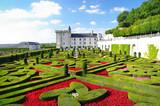 Fototapety amazing Villandry castle- Loire valley