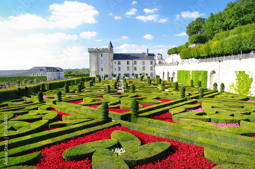 amazing Villandry castle- Loire valley - 13464480