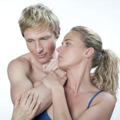 couple et réconfort