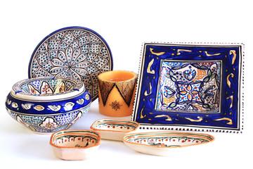Céramique d'Afrique du nord