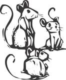 Three Mice poster