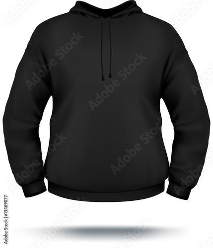sweatshirt vector template. Zoom Not Available: Vector