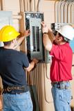 Electrical Breaker Panel Repair poster