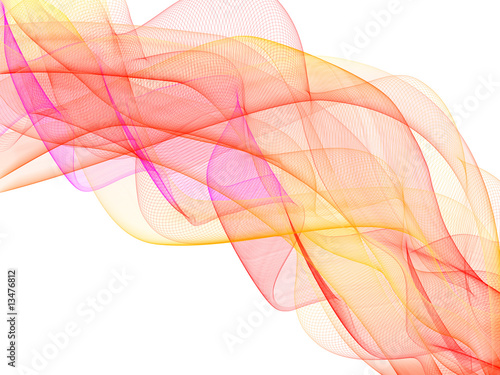 Abstract Waves - 13476812