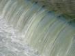 canvas print picture - Ecoulement d'eau