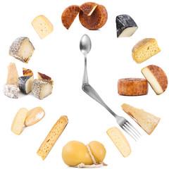 orologio di formaggio