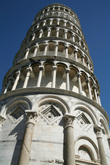 Pisa Tower in Perspective