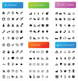 150 Vector Icons