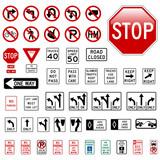 Registrujte se silniční Set # 1 - Regulační