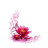 Fototapeta uroda - kurort - Kwiat